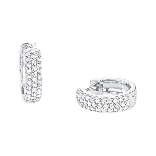 s.Oliver Creole für Damen, Basic, 925 Sterling Silber