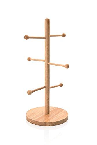 Brezelständer 50 cm Höhe Wurstständer Pretzel Stand aus HOLZ
