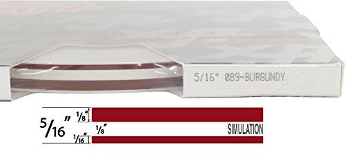Universal TFX 0005089 - Auto Customizing Dual Pinstripe - 5/16