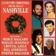 Country Christmas: Stars of Nashville by Various Artists (1997-07-29)