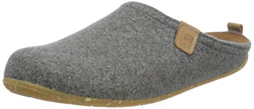 Rohde Mens Tivoli-H Flat Slipper, 80 Grey, 11.5 UK