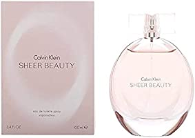 Calvin Klein Sheer Beauty Eau de Toilette Spray, 100 ml