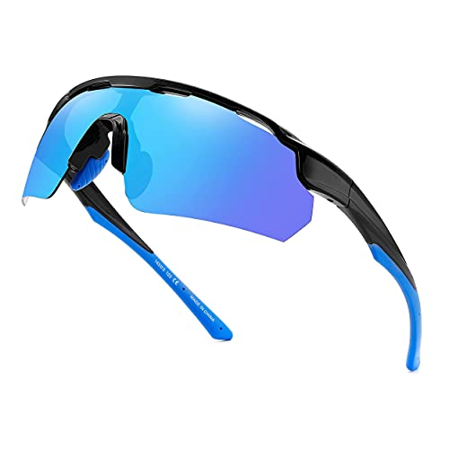 of ewin sunglasses brands Sports Sunglasses for Men Women Polarized UV Protection Cycling Baseball Fishing Golf Driving Sun Glasses