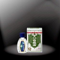 香港純正品 和興白花油 2.5ml 持ち運びに便利なミニサイズ