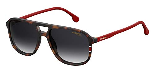 Carrera Sport 173/S Gafas, HAVANA RED/GY GREY, 56 Adultos Unisex