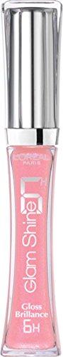 L'Oréal Paris, Lucidalabbra Glam Shine 6H, 102 Always Pink
