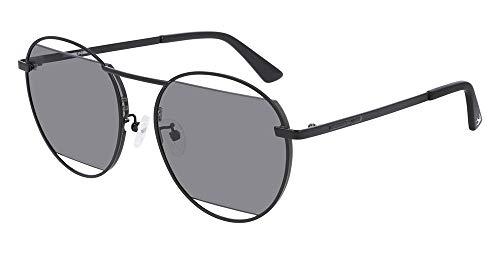 McQ MQ0232SA-001-60 - Gafas de sol unisex, color negro