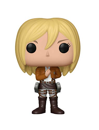 Funko Pop! Animation: Attack on Titan - Christa Toy, Multicolor