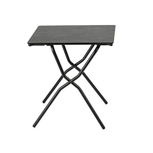 LAFUMA Table Anytime Noir 64 x 64 cm LFM2714 9299