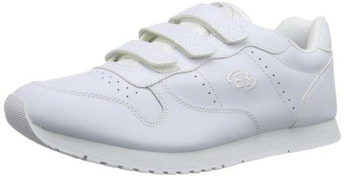 Brütting Diamond Classic V 121008, Chaussures de tennis femme - Blanc, 42 EU