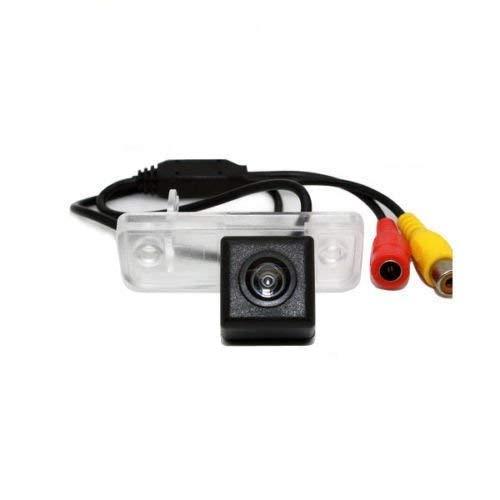 Dynavsal Color Vista posterior de la cámara cámara de visión trasera con líneas de cuadrícula como luz de la matrícula,ayuda sensor de aparcamiento para C W203 E W211 CLS Class 300 W219 W209