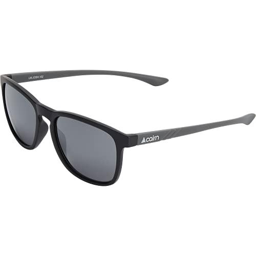 Cairn Josh - Gafas de Sol, Mat Black Graphite, Medium