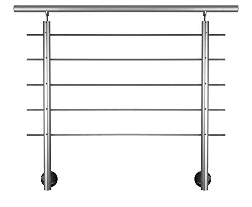 Geländer Basis Set Aluminium