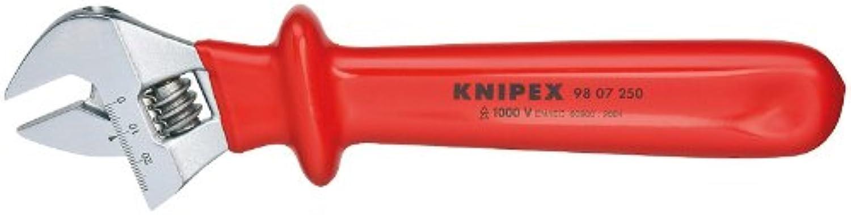 Knipex 98 07 250 isoliert 1000 1000 1000 V Verstellbarer Einmaulschlüssel B005EXPGN4   Elegant und feierlich  b8516c
