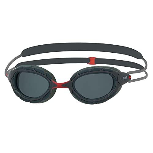 Zoggs Predator Polarized-Smaller Fit Gafas de natación, Adultos Unisex, Multicolor (Multicolor), s