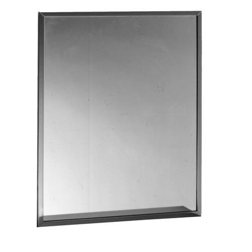 Bobrick - B-165 2460-24 in by 60 in Channel Frame -