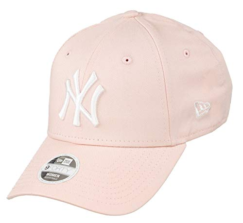 New Era New York Yankees MLB Cap New Era 9forty Damen Verstellbar Rosa - One-Size