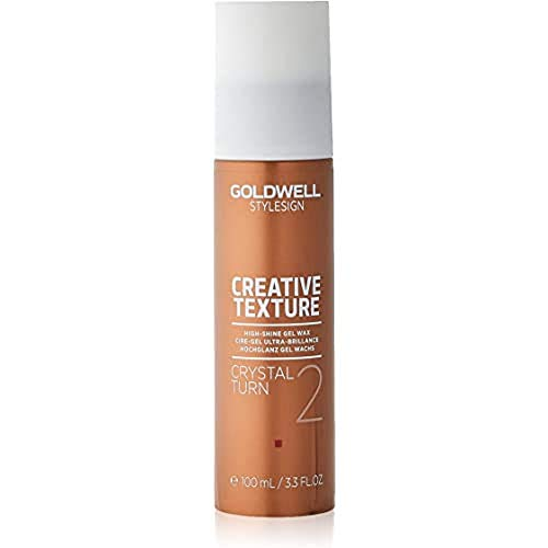 Goldwell Sign Crystal Turn, Frisier-Creme & Wach, 1er Pack, (1x 100 ml)