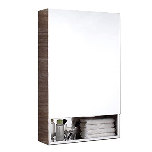Muebles de baño Espejo de baño de Acero Inoxidable Engrosado Caja de...