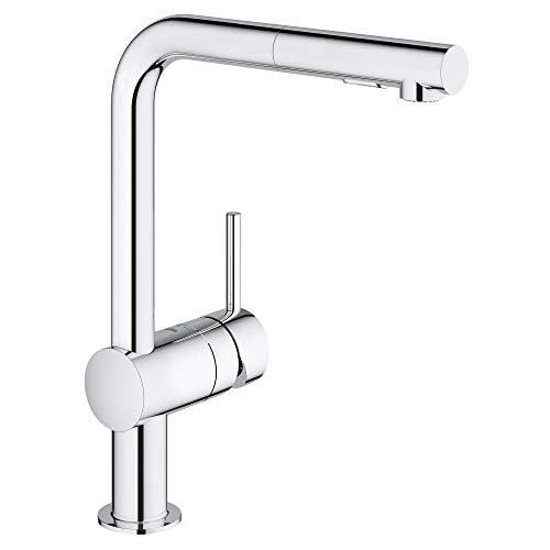 Grohe 30300000 Minta Single-Handle Pull-Out...