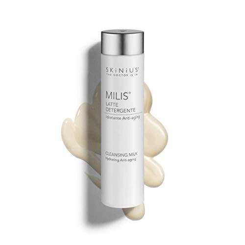Skinius - MILIS Latte Detergente, Azione 2 in 1,...