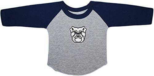 Butler University Bulldogs Baby and Toddler Snap Hooded Jacket
