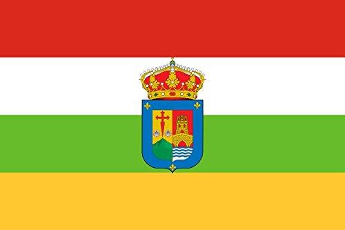 Durabol Grand Bandera de La Rioja 150 * 90 cm