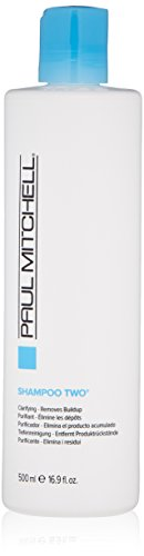 Paul Mitchell Shampoo Two, Clarifying, Removes Buildup, For All Hair Types, Especially Oily Hair