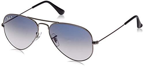 Ray-Ban - Gafas de sol Aviador Aviator Large Metal para hombre, 004/78