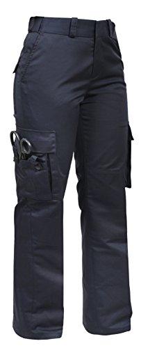 Rothco Women's EMT Pants, Midnight Navy Blue, 12