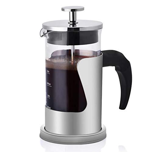 Kaffee Maschine Tragbare Kaffee Maker Küche Appliance 350ML 304 Edelstahl & Glas Wärme Beständig Französisch Presse