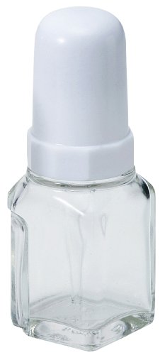 新潟精機 BeHAUS スポイト瓶 ガラス角型 30ml SB-30