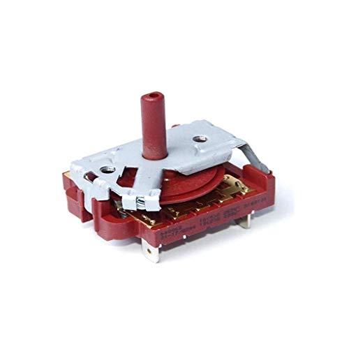 Europa Recambios - Selector Horno Adecuado para Teka 640463 99511410