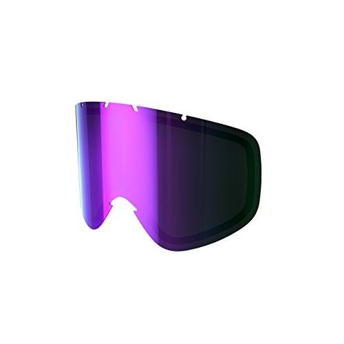 POC Iris Spare Lens Unisex Ersatzscheibe, Grey/Purple Mirror, Regular