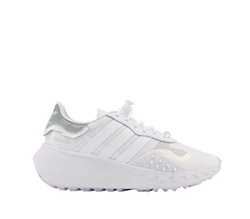 adidas CHOIGO W, Zapatillas Deportivas Mujer, FTWR White FTWR White Silver Met, 36 EU