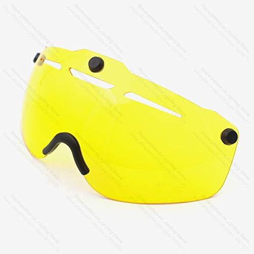 FJY-HOOK, Ajuste for Wildside del casco de ciclista Casco Ciclismo lente Aero...