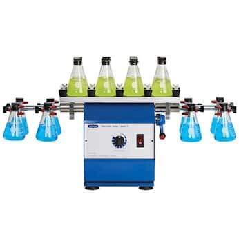 Burrell Shaker, 4 Flask, 220VAC, 50Hz