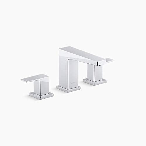 2021 Kohler K-23255-4-CP Honesty new arrival widespread bathroom online sink faucet (FAUCET) sale