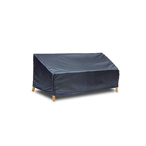 Shield Gold - Funda para sofá de 2 Capas (poliéster, 86 x 35 x 24/36), Color Gris