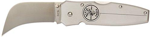 Klein Tools 44006 Lockback Knife 2-5/8-Inch Aluminum Handle