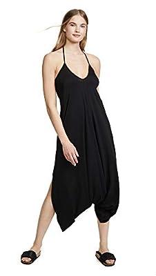 Onzie Women's Tica Romper, Black, S/M