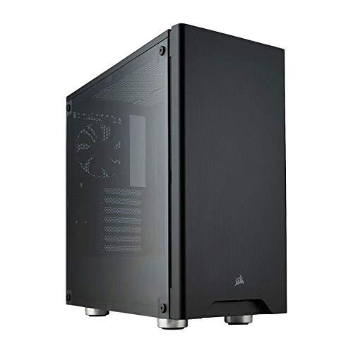 Corsair Carbide 275R Case da Gaming, Mid-Tower ATX con Finestra, Nero