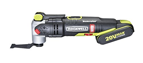 %39 OFF! Rockwell RK2701K Sonicrafter Oscillating Multi-Tool with 11-Piece Accessory Kit