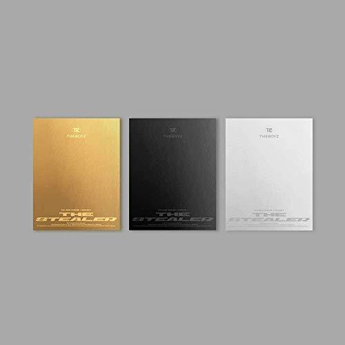 The Boyz - Chase (5th Mini Album) Album+Extra Photocards Set (Chase+Stealer+Trick ver. Set)