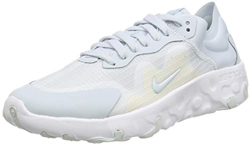 Nike Renew Lucent, Zapatillas para Correr Mujer, Aura Aura White Light Cream, 37.5 EU