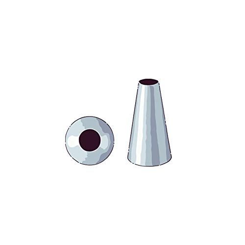 Piping Tip - #1A Round