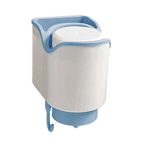 Sneeuw eiland Eco Wandmontage Tandenborstel Houder Dispenser Adsorptie Tandenborstel Tandpasta Cup Opslag Voor Badkamer