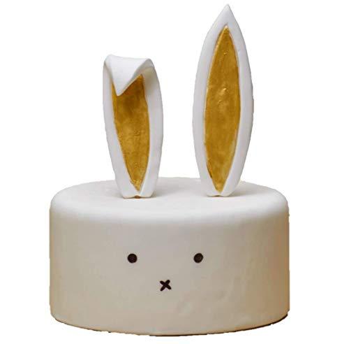 Osterhasen-Torte - Backbox mit Zubehör, Fondant, Backmischung uvm. Tortendeko Motivtorte Geburtstagstorte