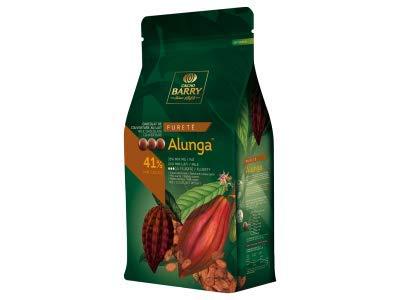 CACAO BARRY 41% Min Cacao Chocolat Alunga Pistoles 1 kg