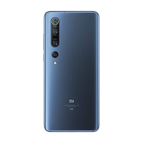Xiaomi Mi 10 Pro Smartphone, 256 + 8 GB, Solstice Grey